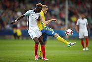 Sweden v England - 16 June 2017