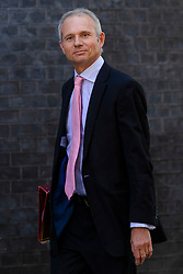 © Licensed to London News Pictures. 17/07/2018. London, UK. Minister for the Cabinet Office David Lidington arrives on Downing Street for the Cabinet meeting. Photo credit: Rob Pinney/LNP