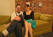 Owners Andy Schumacher and Carrie Schumacher at Cobble Hill in Cedar Rapids on Friday, February 8, 2013.
