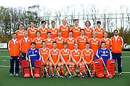 2013 Jong Oranje Heren voor WK