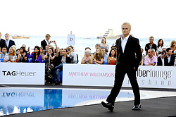 28.05.2011, Circuit de Monaco, Monte Carlo, MCO, Großer Preis von Monaco, Monte Carlo, RACE 06, im Bild  Monte Carlo F1 Grand Prix Impressions - Amber Lounge Fashion Show -  Heikki Kovalainen (FIN), Lotus F1 Racing    EXPA Pictures © 2011, PhotoCredit: EXPA/ nph/  Dieter Mathis        ****** only for AUT, POL & SLO ******