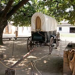 Sutter's Fort, Sacramento, California, USA