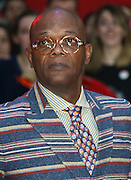 April 26, 2016 - Samuel L. Jackson attending 'Captain America: Civil War' European Film Premiere at Vue Westfield in London, UK.<br /> ©Exclusivepix Media