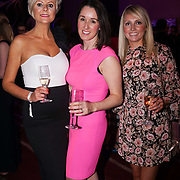 Westminster, UK. 20th Apr, 2017. Lucy Wood,Rebecca Rowley & Sarah Oliver - Beau baby attends The annually National UK Blog Awards at Park Plaza Westminster Bridge, London. by See Li