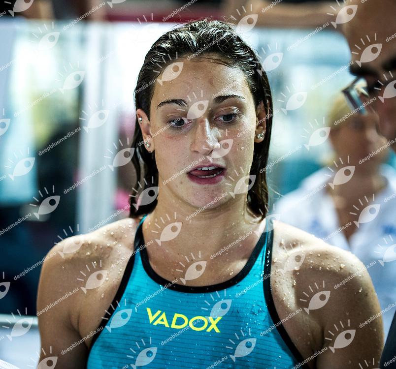 FANGIO Francesca, Team Lombardia Vadox<br /> Campionati Italiani Assoluti Nuoto Primaverili Fin UnipolSai<br /> Riccione Italy 14-18/04/2015<br /> <br /> Photo Lucia Anna Salvemini/Deepbluemedia/Insidefoto