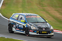 #195 Paul TAYLOR Honda Civic EP3  during Cox Motor Parts Civic Cup  as part of the BRSCC NW Mazda Race Day  at Oulton Park, Little Budworth, Cheshire, United Kingdom. June 16 2018. World Copyright Peter Taylor/PSP. Copy of publication required for printed pictures. http://archive.petertaylor-photographic.co.uk