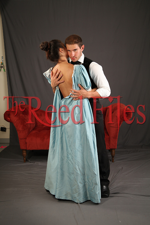The Reed Files Historical Couple