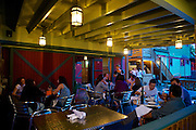 Felice patio dining on May, 28, 2013.