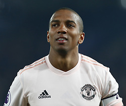 February 27, 2019 - London, England, United Kingdom - Manchester United's Ashley Young.during English Premier League between Crystal Palace and Manchester  United at Selhurst Park stadium , London, England on 27 Feb 2019. (Credit Image: © Action Foto Sport/NurPhoto via ZUMA Press)