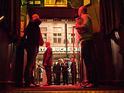 After-party for the film premiere of BONDED BY BLOOD at Punk Soho. London. 31 August 2010. -DO NOT ARCHIVE-© Copyright Photograph by Dafydd Jones. 248 Clapham Rd. London SW9 0PZ. Tel 0207 820 0771. www.dafjones.com.