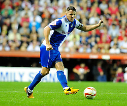 Bristol Rovers' Tom Parkes  - Photo mandatory by-line: Dougie Allward/JMP - Tel: Mobile: 07966 386802 04/09/2013 - SPORT - FOOTBALL -  Ashton Gate - Bristol - Bristol City V Bristol Rovers - Johnstone Paint Trophy - First Round - Bristol Derby