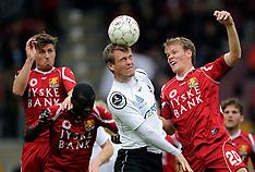 20110518 FC Nordsjælland - Randers Superliga fodbold
