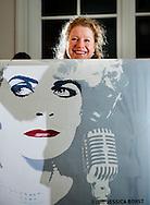 KAMPEN Jessica Borst in  kampen copyright robin utrecht