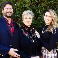 SANDERS FAMILY PORTRAIT SESSION 11.29.14