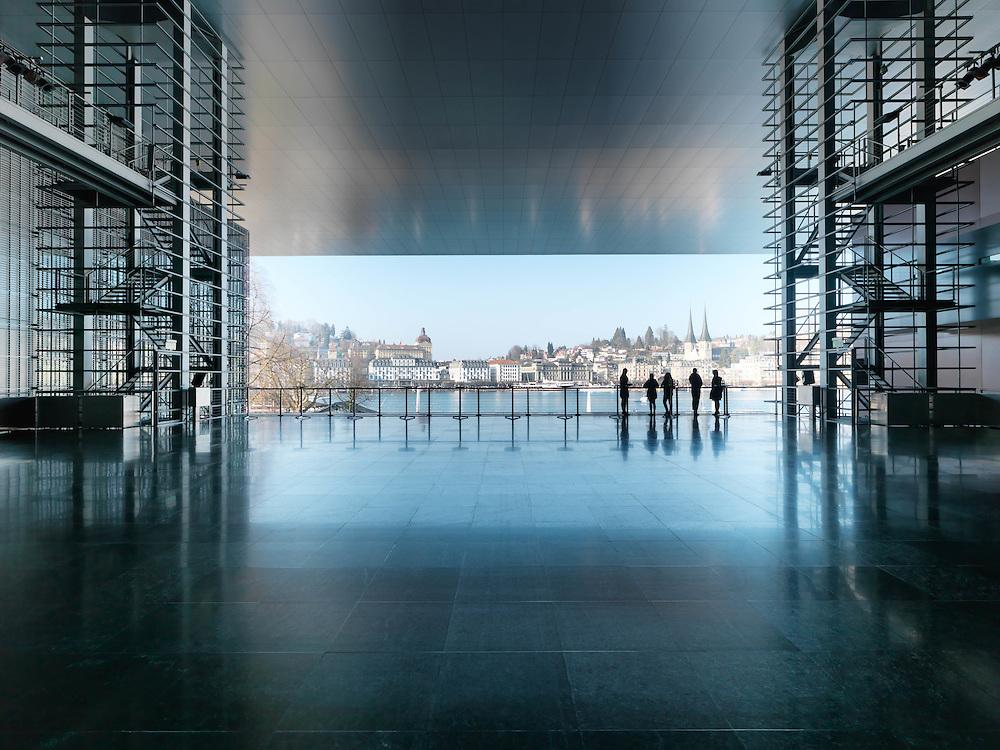 Luzernerterasse > Architekt: Jean Nouvell, Paris