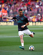 Cristiano Ronaldo from Portugal of Real Madrid during the Spanish championship La Liga football match between FC Barcelona and Real Madrid on May 6, 2018 at Camp Nou stadium in Barcelona, Spain - Photo Andres Garcia / Spain ProSportsImages / DPPI / ProSportsImages / DPPI