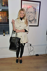 ANNA KERR at a private view of an exhibition entitled 'All Shook Up' - by Natasha Archdale: A Retrospective held at 90 Piccadilly, London on 23rd April 2015.