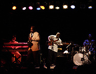 Walter Beasley (2nd from left) performs at Gilly's Niteclub in Dayton, Friday, May 11th.