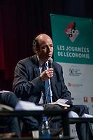 Louis Giscard d'Estaing<br /> Bruno Le Maire, a Lyon, lors de la 10eme edition des journees de l economie.
