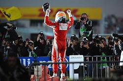24.10.2010, Korea International Circuit, Yeongam, KOR, F1 Grandprix of Korea, im Bild  Fernando Alonso (ESP),  Scuderia Ferrari, EXPA Pictures © 2010, PhotoCredit: EXPA / InsideFoto / Hasan Bratic ***ATTENTION FOR AUSTRIA AND SLOVENIA USE ONLY***