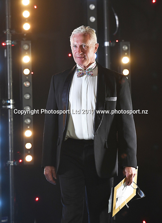 Ian Ferguson.<br /> The 54th Halberg Awards in support of the Halberg Disability Sport Foundation. Vector Arena, Auckland, New Zealand. Thursday 9 February 2017. &copy; Copyright photo: Andrew Cornaga / www.photosport.nz