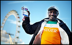 Niger Olympic rower Hamadou Djibo Issaka 3-8-12