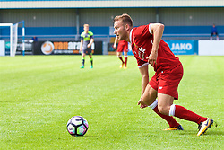 NUNEATON, ENGLAND - Sunday, July 30, 2017: Liverpool's Herbie Kane during a pre-season friendly between Liverpool and PSV Eindhoven at the Liberty Way Stadium. (Pic by Paul Greenwood/Propaganda)
