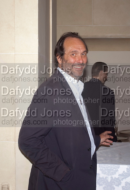 DAVID MACMILLAN, Imogen Edwards-Jones - book launch party for ' Hospital Confidential' Mandarin Oriental Hyde Park, 66 Knightsbridge, London, 11 May 2011. <br />  <br /> -DO NOT ARCHIVE-© Copyright Photograph by Dafydd Jones. 248 Clapham Rd. London SW9 0PZ. Tel 0207 820 0771. www.dafjones.com.