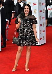 Scarlett Moffatt arriving for the Virgin TV British Academy Television Awards 2017 held at Festival Hall at Southbank Centre, London.