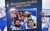 2016/04/17 Canottaggio - World Rowing Cup I Varese, Italy ARCHIVIO provvisorio