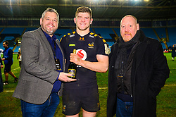 Man of the match - Mandatory by-line: Dougie Allward/JMP - 18/01/2020 - RUGBY - Ricoh Arena - Coventry, England - Wasps v Bordeaux-Begles - European Rugby Challenge Cup