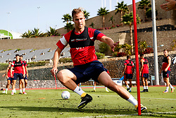 Gustav Engvall of Bristol City trains - Mandatory by-line: Matt McNulty/JMP - 18/07/2017 - FOOTBALL - Tenerife Top Training Centre - Costa Adeje, Tenerife - Pre-Season Training