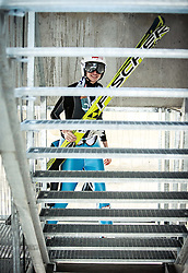 20.03.2015, Planica, Ratece, SLO, FIS Weltcup Ski Sprung, Planica, Finale, Skifliegen, im Bild Manuel Poppinger (AUT) //during the Ski Flying Individual Competition of the FIS Ski jumping Worldcup Cup finals at Planica in Ratece, Slovenia on 2015/03/20. EXPA Pictures © 2015, PhotoCredit: EXPA/ JFK