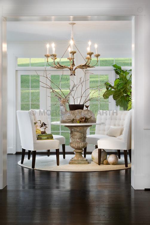 5165 Rockwood Parkway, NW Washington, DC Michele Seiver interior designer Dining Room