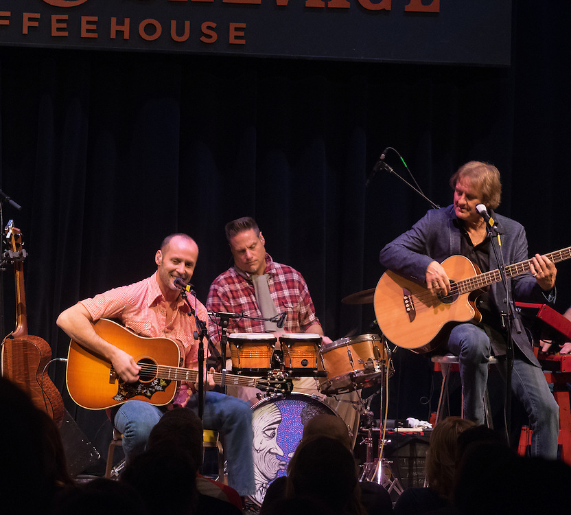 In Concert at the Freight & Salvage, January 2016, Berkeley