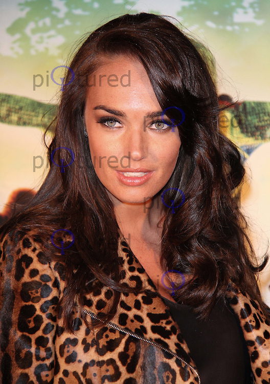 Tamara Ecclestone Cirque Du Soleil Totem Press Night Premiere, Royal Albert Hall, London, UK, 05 January 2011:  Contact: Ian@Piqtured.com +44(0)791 626 2580 (Picture by Richard Goldschmidt)