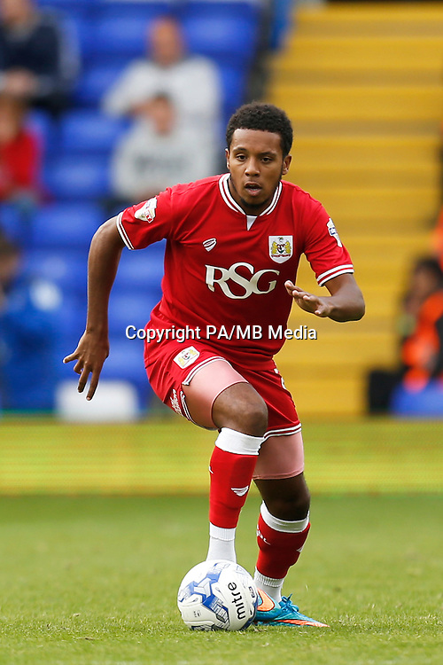 Bristol City's Korey Smith