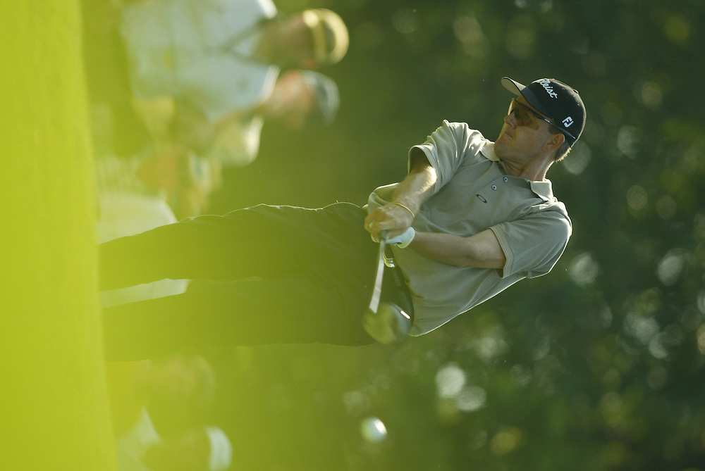 Stephen Leaney..2003 U.S. Open..Fourth Round..Olympia Fields CC..Chicago, IL..Sunday June 15 2003..photograph by Darren Carroll