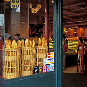 La Panier French Bakery, Pike Place Market, Seattle, Washington USA
