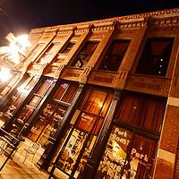 Anton's Taproom and Restaurant, 16th and Main, downtown Kansas City, Missouri.