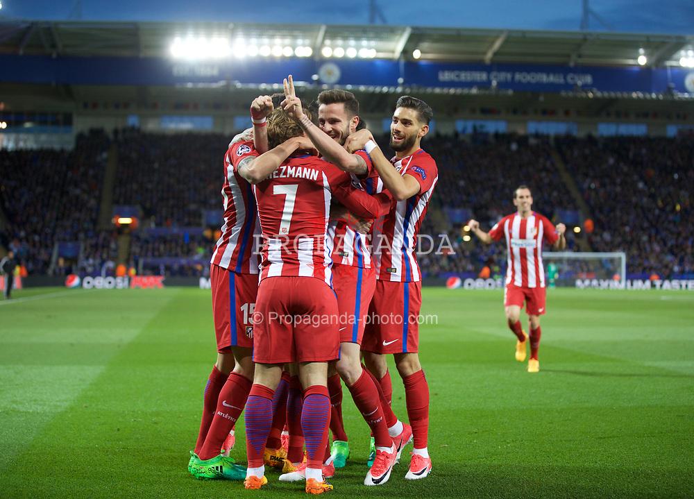 European Football Uefa Champions League Quarter Final 2nd Leg
