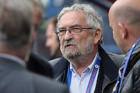 Jean Francois FORTIN - 09.05.2015 -  Caen / Lyon  - 36eme journee de Ligue 1<br />Photo : Vincent Michel / Icon Sport