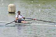 Caversham, Great Britain. Alan CAMPELL.  GB Rowing media day, GB Rowing Training Centre, Caversham. Tuesday,  18/05/2010 [Mandatory Credit. Peter Spurrier/Intersport Images]