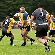 Mens Wellington Samoa Rugby vs Wellington Maori 29th August 2015