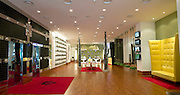 Photo shows the lobby of the IP Boutique Hotel in the Itaewon district of of Seoul, South Korea on 25 June 2010..Photographer: Rob Gilhooly