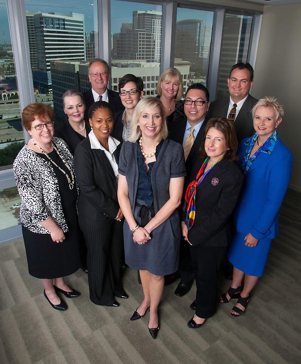 Corporate Compliance Group Portrait