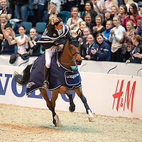 Longines FEI World Cup Jumping Final - Round 4 - Gothenburg 2016