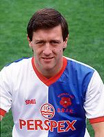 Fotball<br /> England<br /> Foto: Colorsport/Digitalsport<br /> NORWAY ONLY<br /> <br /> Simon Garner (Blackburn) 1987/88