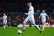 Leeds United midfielder Pablo Hernandez (19) in action during the EFL Sky Bet Championship match between Leeds United and Bristol City at Elland Road, Leeds, England on 15 February 2020.