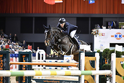 BROCKS Karl Jun. (GER), Pippa Blue<br /> Münster - K+K Cup 2019<br /> Finale Youngster Tour <br /> 12. Januar 2019<br /> © www.sportfotos-lafrentz.de/Karl-Heinz Frieler
